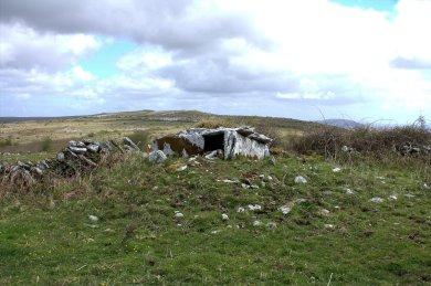 08. Parknabinnia Wedge Tomb, Clare, Ireland
