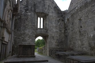 12. Muckross Abbey, Kerry, Ireland