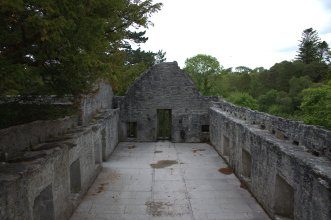 23. Muckross Abbey, Kerry, Ireland