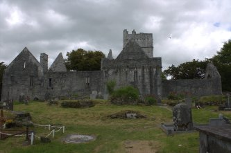 30. Muckross Abbey, Kerry, Ireland