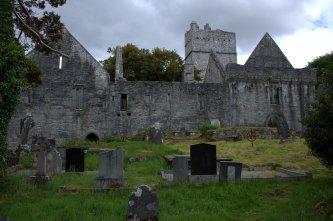 31. Muckross Abbey, Kerry, Ireland
