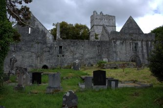 31. Muckross Abbey, Kerry, Ireland