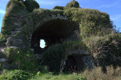 05. Dunhill Castle, Waterford, Ireland