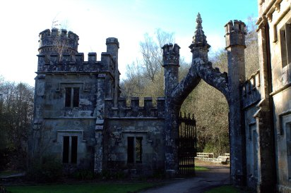 19. Ballysaggartmore Towers, Waterford, Ireland