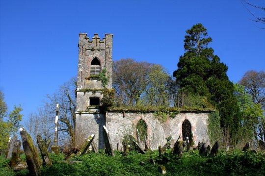 01. Templemichael Church, Waterford, Ireland