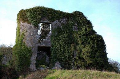 10. Castlelyons Castle, Cork, Ireland