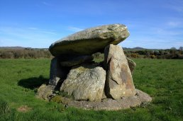 03. Ballynageeragh Portal Tomb, Waterford, Ireland