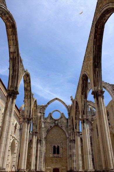 01. Carmo Convent, Lisbon, Portugal