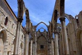 03. Carmo Convent, Lisbon, Portugal