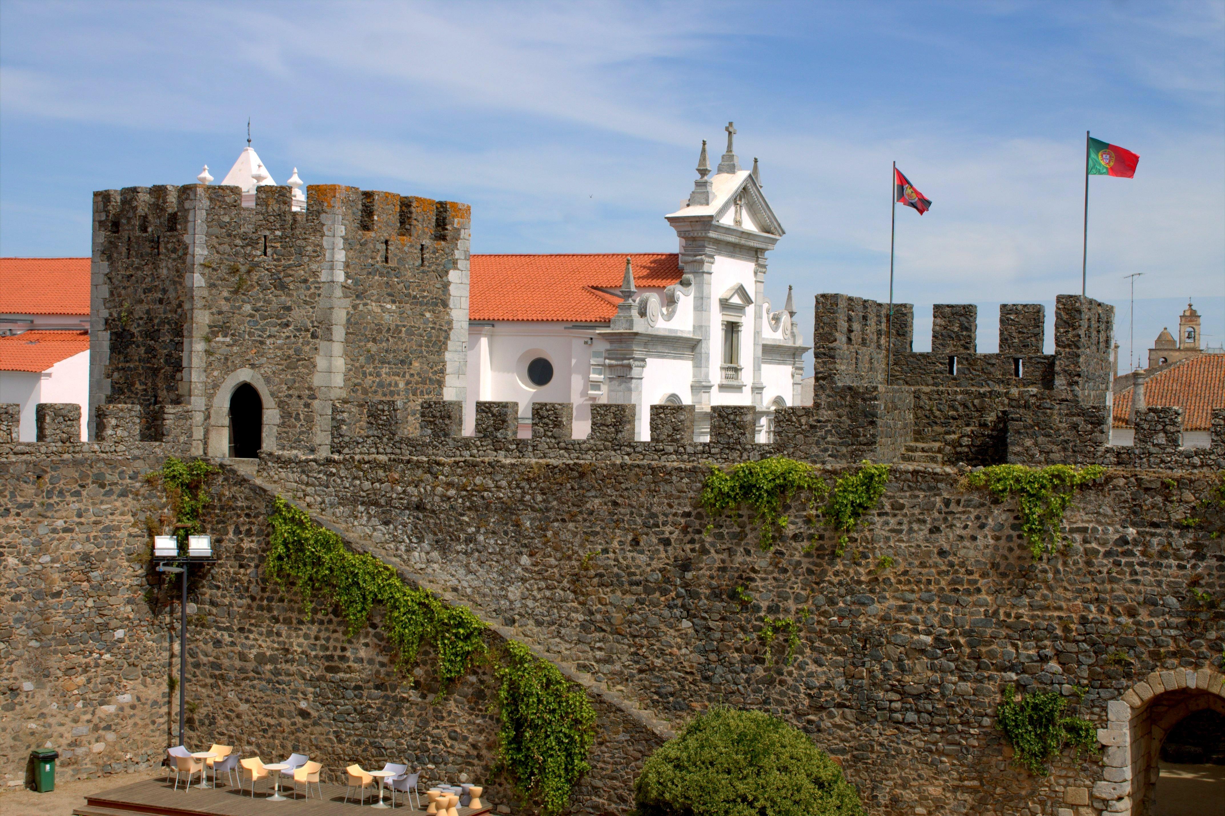 05. Beja Castle, Portugal