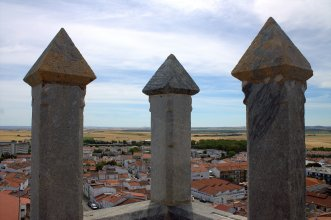 13. Beja Castle, Portugal