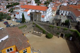 15. Beja Castle, Portugal