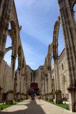 24. Carmo Convent, Lisbon, Portugal