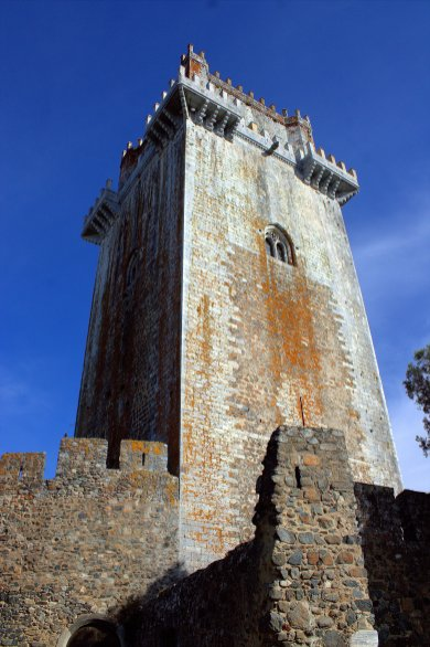 39. Beja Castle, Portugal