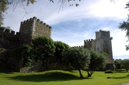 41. Beja Castle, Portugal