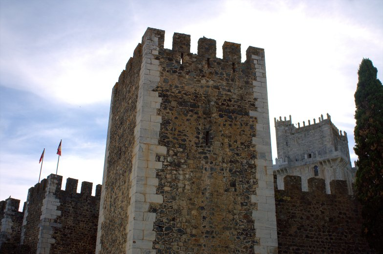 43. Beja Castle, Portugal
