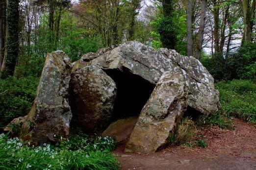 01. Aideen's Grave Portal Tomb, Dublin, Ireland