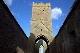 04. Clare Abbey, Clare, Ireland