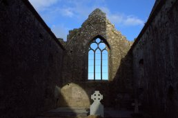 08. Clare Abbey, Clare, Ireland