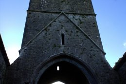10. Clare Abbey, Clare, Ireland