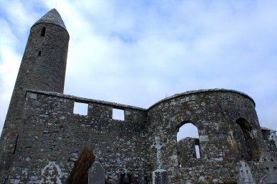 11. Turlough Abbey & Round Tower, Mayo, Ireland