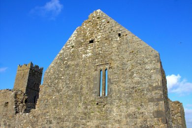 16. Clare Abbey, Clare, Ireland