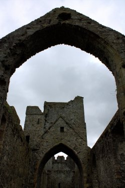 12. Carlingford Priory, Louth, Ireland