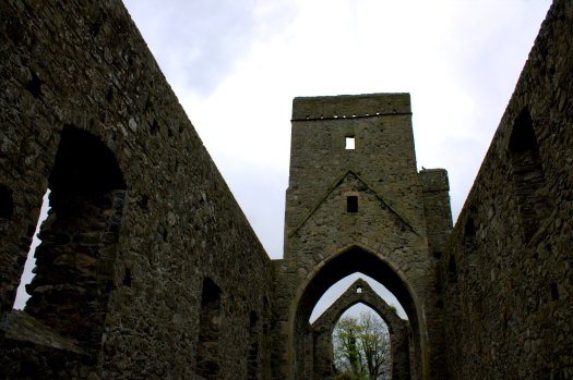 13. Carlingford Priory, Louth, Ireland