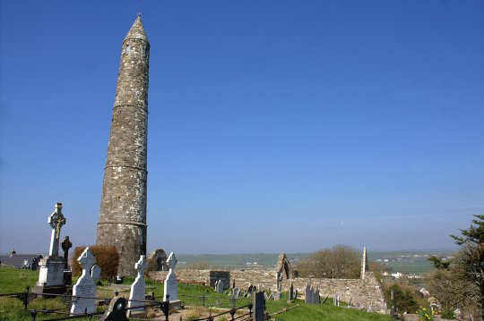 01. Ardmore Cathedral and Round Tower, Waterford, Ireland