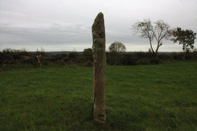 07. King's Mountain Decorated Stone, Meath, Ireland