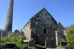 23. Ardmore Cathedral and Round Tower, Waterford, Ireland