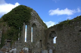 04. St Finghin's Church, Clare, Ireland