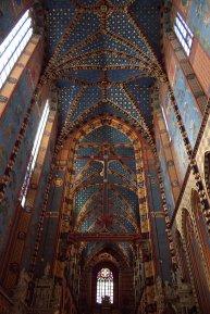 10. St Mary's Basilica, Krakow, Poland