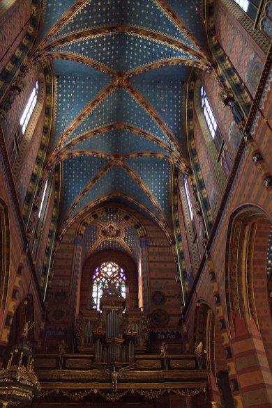 13. St Mary's Basilica, Krakow, Poland