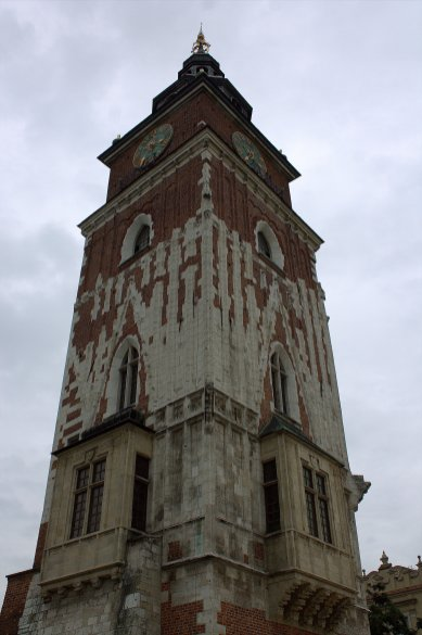 13. Town Hall Tower, Krakow, Poland