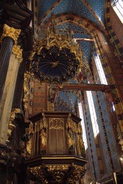 14. St Mary's Basilica, Krakow, Poland