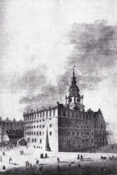 14. Town Hall Tower, Krakow, Poland 1700s