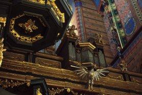 31. St Mary's Basilica, Krakow, Poland