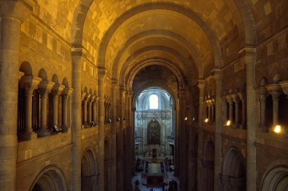 05. Lisbon Cathedral, Portugal