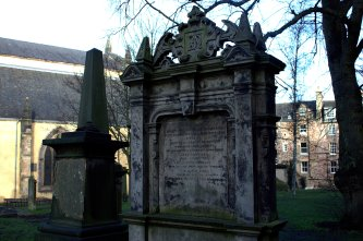 07. Greyfriars Kirkyard, Edinburgh, Scotland