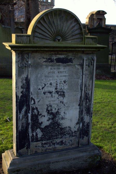 10. Greyfriars Kirkyard, Edinburgh, Scotland