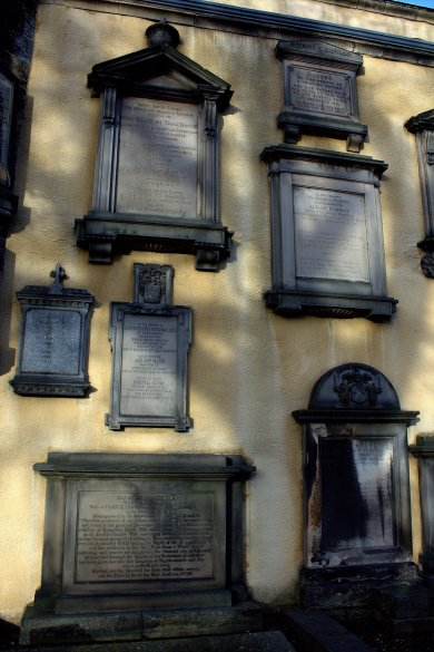 17. Greyfriars Kirkyard, Edinburgh, Scotland