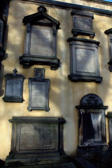 17. Greyfriars Kirkyard, Edinburgh, Scotland
