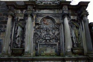 27. Greyfriars Kirkyard, Edinburgh, Scotland