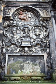 28. Greyfriars Kirkyard, Edinburgh, Scotland