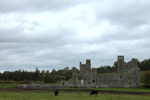 01. Fore Abbey, Westmeath, Ireland