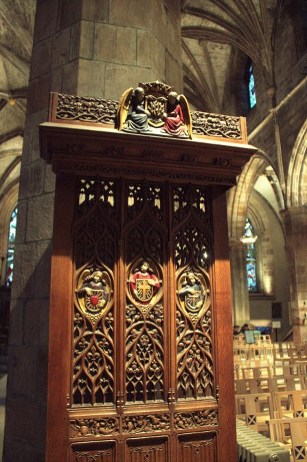 13. St Giles' Cathedral, Edinburgh, Scotland