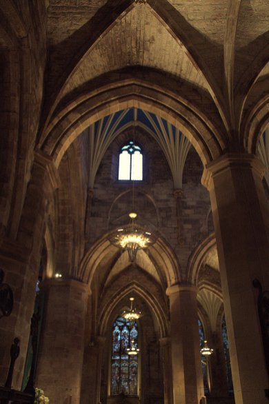 18. St Giles' Cathedral, Edinburgh, Scotland