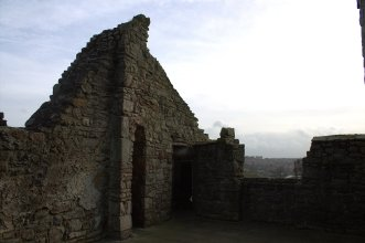 20. Craigmillar Castle, Edinburgh, Scotland