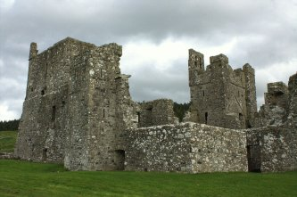 22. Fore Abbey, Westmeath, Ireland